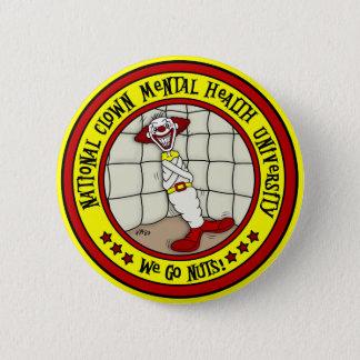 Badges Université nationale de santé mentale de clown