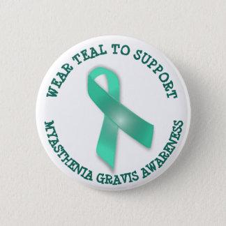 Badges Usage Teal pour soutenir la conscience de