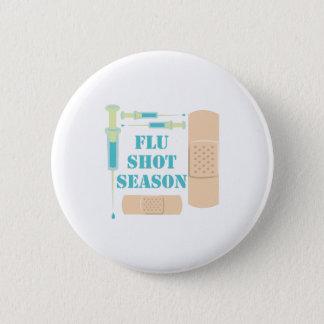 Badges Vaccin contre la grippe
