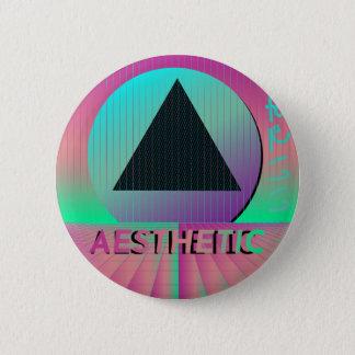 Badges vaporwave esthétique
