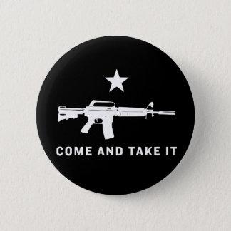 Badges Venez il falloir les boutons (AR15)