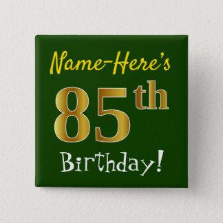 Badges Verdissez, anniversaire d'or de Faux le 85th, avec