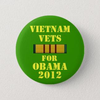 Badges Vétérinaires du Vietnam pour Obama 2012