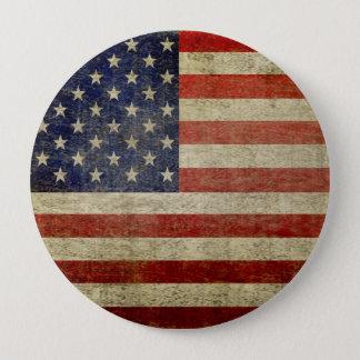 Badges Vieux drapeau américain