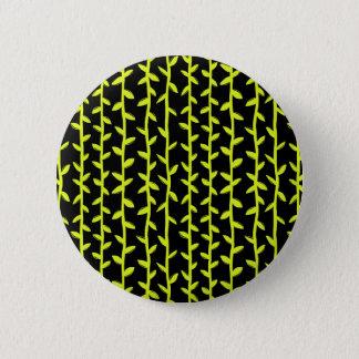 Badges Vignes noires et vertes