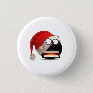 Badges visage de Noël de surprise