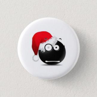 Badges visage de Noël de surprise oh