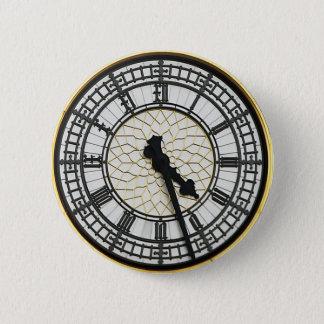 Badges Visage d'horloge de Big Ben