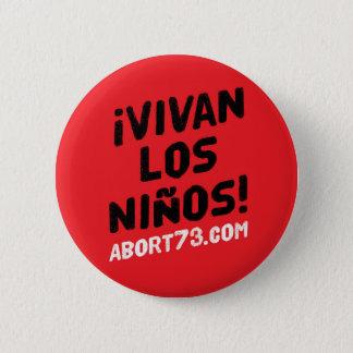 Badges Visibilité directe Niños de Vivan de ¡ ! |