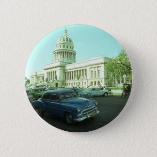 Badges Voiture classique La Havane Cuba