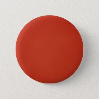 Badges Votre propre bouton avec l'arrière - plan rouge