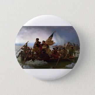 Badges Washington croisant le Delaware