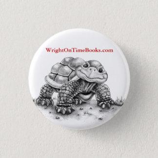 Badges Wright à l'heure réserve la tortue