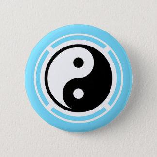 Badges yin et yang