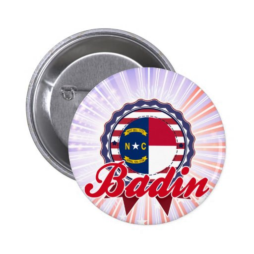 Badin, OR Badge