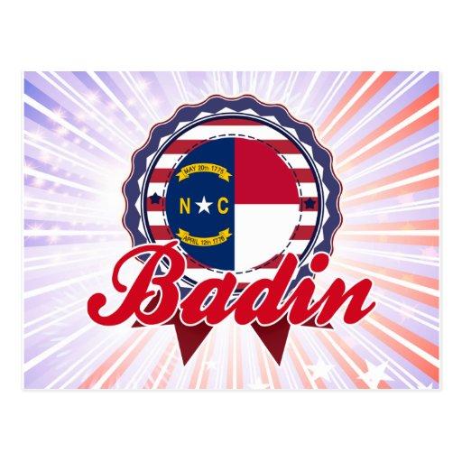 Badin, OR Cartes Postales