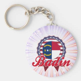 Badin, OR Porte-clés