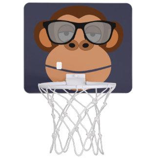 Badine le cercle de basket-ball d'intérieur mini-panier de basket