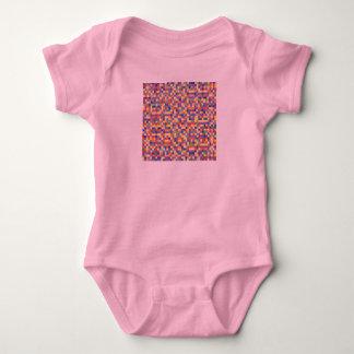 Badine le corps de bébé : avec des blocs de body