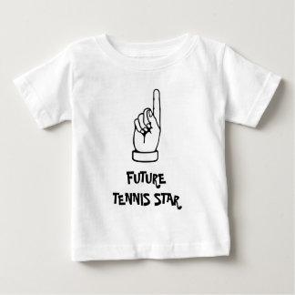 Badine le T-shirt avec la devise humoristique de