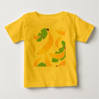 Badine le T-shirt de concepteurs avec la banane