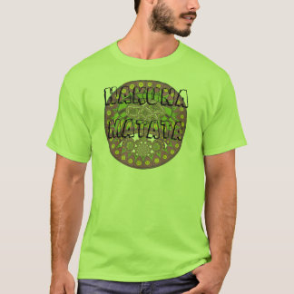 Bagout ethnique décoratif de prune de dentelle t-shirt