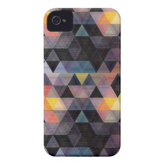 bagout géométrique moderne - iPhone Coque iPhone 4