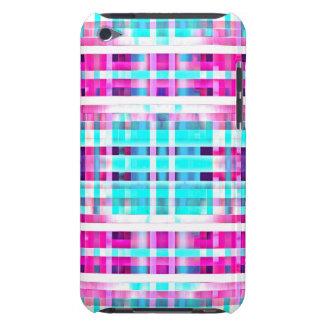 Bagout multicolore turquoise rose à la mode étuis barely there iPod