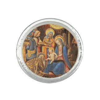 Bague Adoration des rois (Magi de dei d'Adorazione)