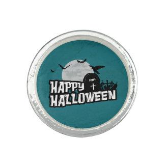 Bague Halloween heureux