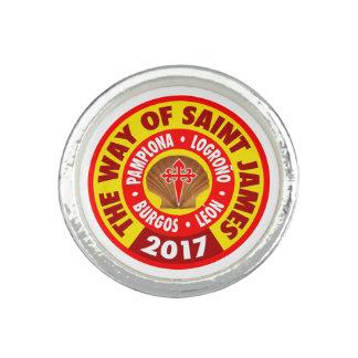Bagues La manière de St James 2017