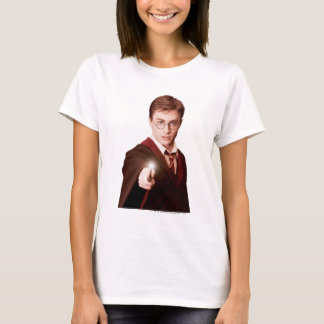Baguette magique de points de Harry Potter T-shirt