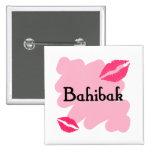 Bahibak - Libanais je t'aime Pin's
