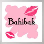 Bahibak - Libanais je t'aime Posters