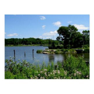 Baie de Betsie, Frankfort MI Carte Postale