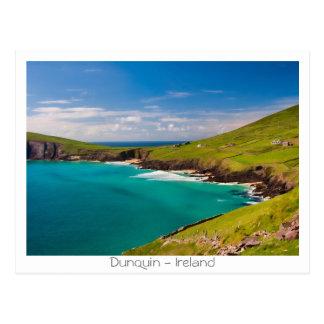 Baie de Dunquin Carte Postale