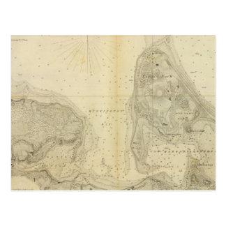 Baie de Huntington Carte Postale