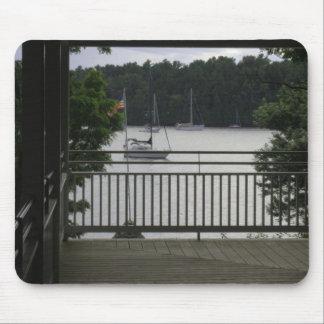 Baie de Kingsland, lac Champlain, Ferrisberg, VT Tapis De Souris