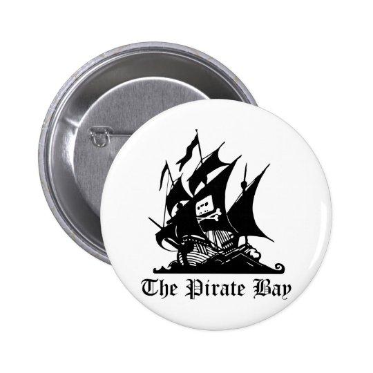 Baie de pirate, piraterie illégale d'Internet de Badge