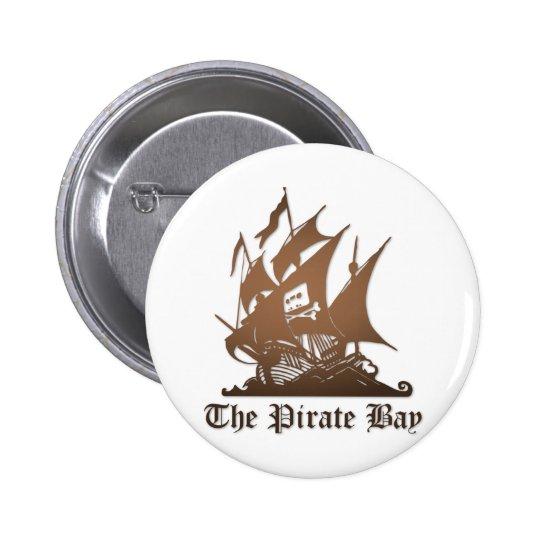 Baie de pirate, piraterie illégale d'Internet de Pin's