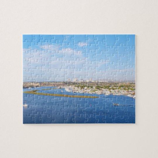 Baie supérieure de Newport - baie arrière Puzzle