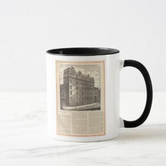 Bains turcs et romains d'avenue de Lexington Mug