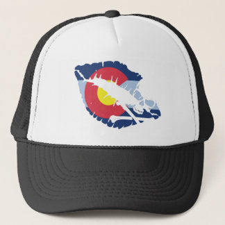 baiser du Colorado Casquette