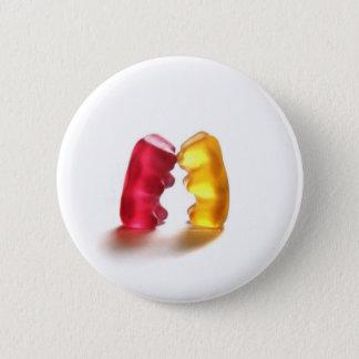 baiser gommeux d'ours badges