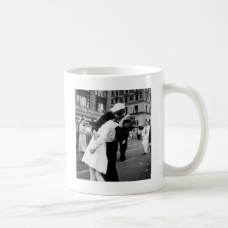 Baisers du carré de guerre au revoir parfois mug