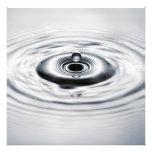 Baisse 8 de l'eau