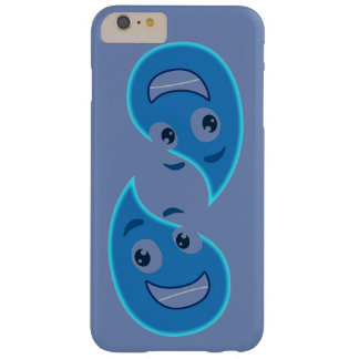 BAISSE HEUREUSE DE WATTER COQUE iPhone 6 PLUS BARELY THERE