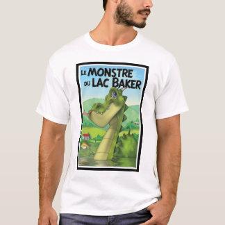 Baker de laque de Le Monstre du T-shirt