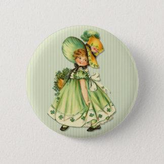 Balade irlandaise de shamrock pin's