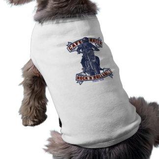 Balanciers de Moto T-shirt Pour Chien